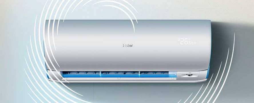 Настенные сплит-системы Haier — купить в магазине «ТеплоДвор СПб» ☎ +7(812) 414-36-00