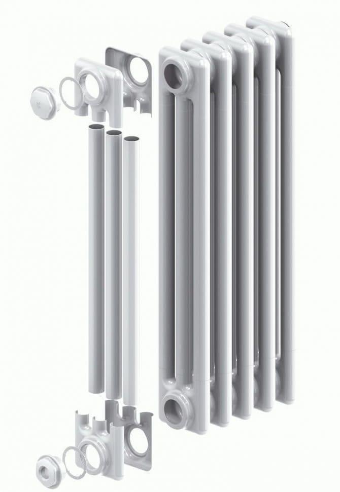 Стальные трубчатые радиаторы отопления в магазине «ТеплоДвор СПб» ☎ +7(812) 414-36-00